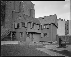 Paul Revere House, 19 North Square