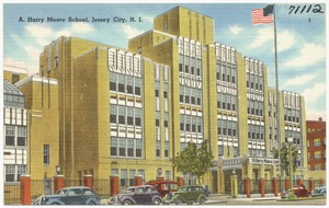 A. Harry Moore School, Jersey City, New Jersey