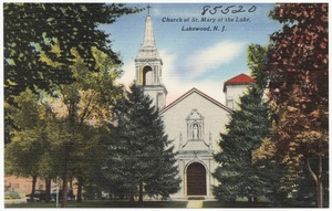 Church of St. Mary of the Lake, Lakewood, N. J.