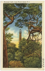Barnegat Light, Long Beach Island, N. J.