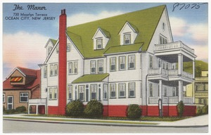The Manor, 730 Moorlyn Terrace, Ocean City, New Jersey