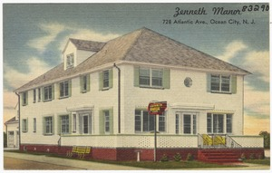 Zenneth Manor, 728 Atlantic Ave., Ocean City, N. J.