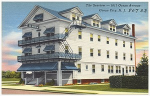 The Seaview -- 1011 Ocean Avenue, Ocean City, N. J.
