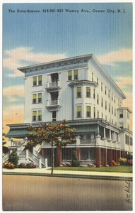 The Swarthmore, 919-921-923 Wesley Ave., Ocean City, N. J.