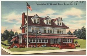 Plymouth Inn, 717 Plymouth Place, Ocean City, N. J.
