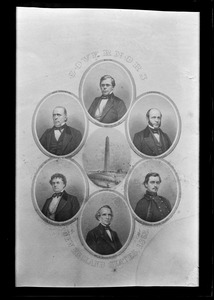 Civil War governors of New England