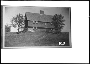 Parson Capen House when Kneelands lived there