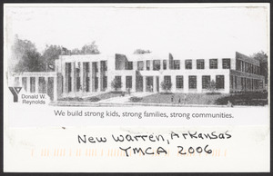 We build strong kids, strong families, strong communities
