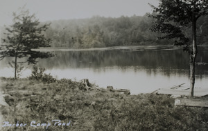 Barber Camp Pond