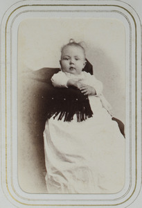 Unidentified infant 061