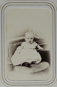 Unidentified infant 062