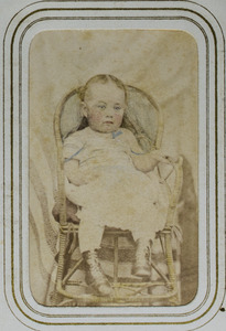 Unidentified infant 065