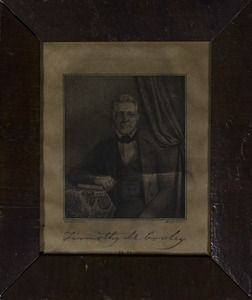Cooley, Rev. Timothy Mather (1772-1859)