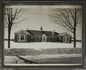 Granville Village School, early photograph