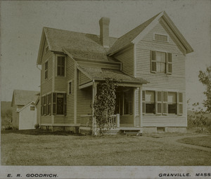 House associated with Cusson, Ben Cone, Humphries