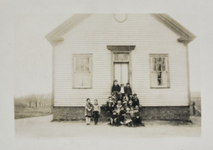 Children and the schoolhouse