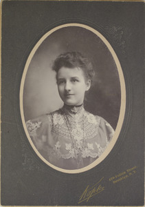 Unidentified woman 107