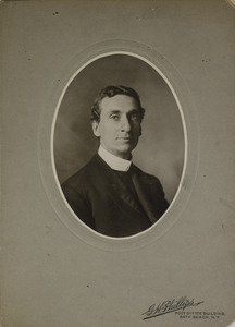 Unidentified clergyman, 109