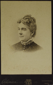 Unidentified woman, 097