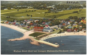 Madison Beach Hotel and Cottages, Madison-On-The-Sound, Conn.