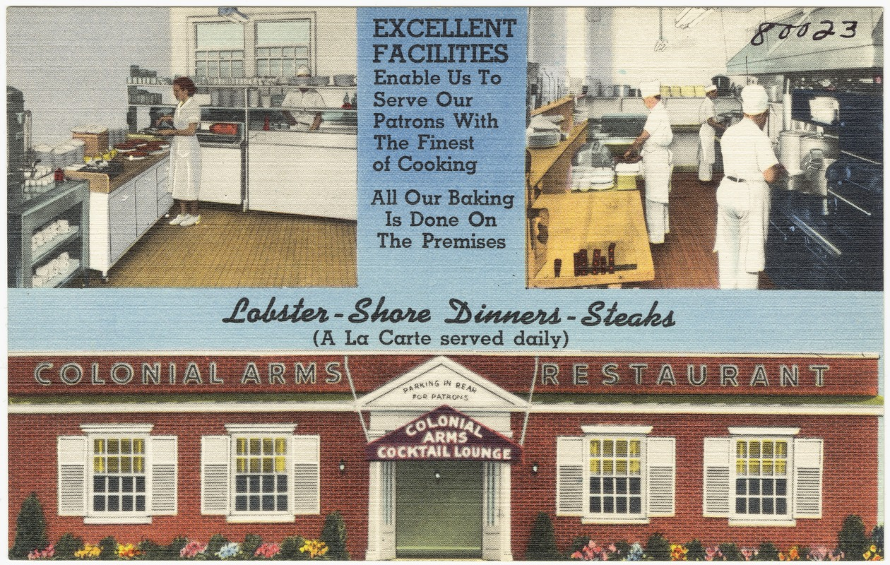 Colonial Arms Restaurant
