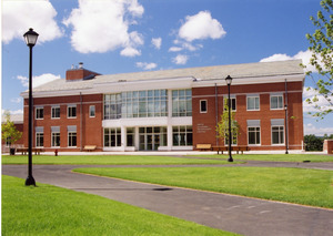 Exterior of Smith Academic Technology Center