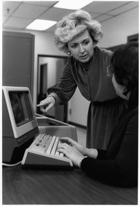 Computer instruction in Continuing education