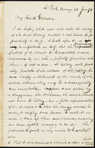 Letter from William Grew, to William Lloyd Garrison, 20 June [18]79