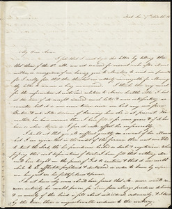 Letter from Angelina Emily Grimké, Fort Lee, [N.J.], to Anne Warren Weston, 7th Month 15 [day] [1838]