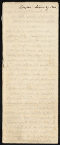 Sermon by Samuel May, Leicester, [Mass.], August 27, 1848