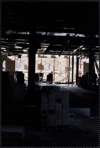 Construction. Interior
