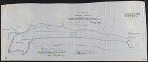 Plan of land at Pebble Beach, Rockport, Mass., conveyed by the heirs of Frances Wonson to the trustees under the will of Henry Souther, Decd.