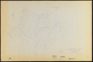 Topographical survey, proposed dump location, Rockport, Mass.