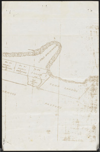 Plan of headlands