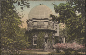 Kirkwood Observatory, Indiana University, Bloomington, Indiana