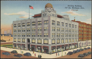 Sterling Building, 737 No. Michigan Ave., Chicago