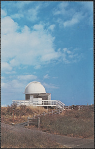 The Loines Observatory of the Maria Mitchell Association of Nantucket Island, Massachusetts