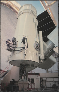 The University of Texas McDonald Observatory's 107-inch telescope