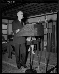 Adm. King, Fore River