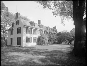 Adams Mansion