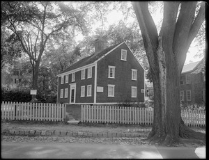 Howland House, Plymouth, Mass.
