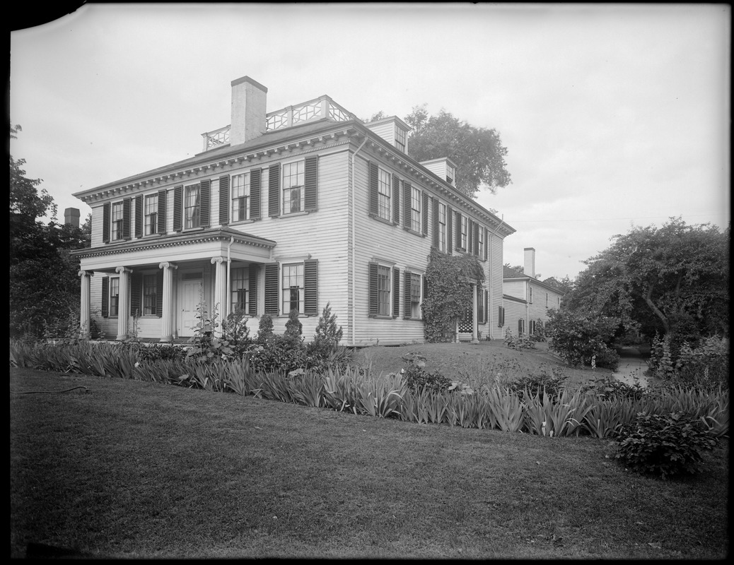 Loring-Greenough House, 12 South Street, Monument Square, Jamaica Plain