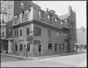 31 River Street, 63 1/2 to 65 Chestnut Street, Back Bay, Boston, Mass.