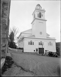 Church of Pilgrimage, Plymouth, Mass.