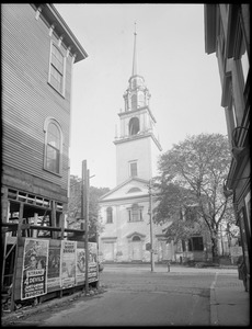 Church of the First Religious Society in Newburyport (Unitarian), Newburyport, Mass.