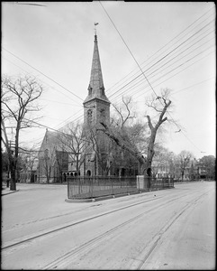 First Church Congregational in Cambridge