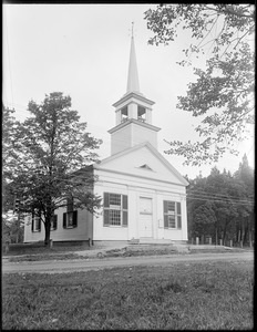 First Congregational Church, Marshfield, Mass.