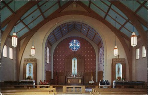 St. Lucy's Shrine, Route 110, Methuen, Mass.