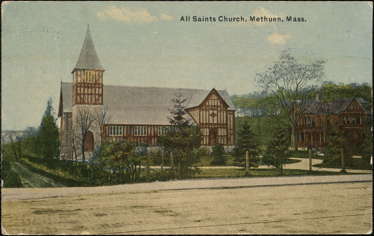 All Saints Church, Methuen, Mass.