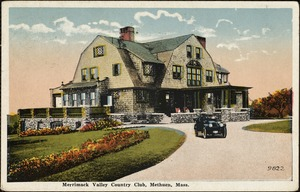 Merrimack Valley Country Club, Methuen, Mass.
